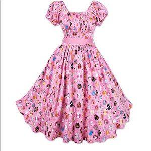 Disney Dress Shop Dogs Dress 1X